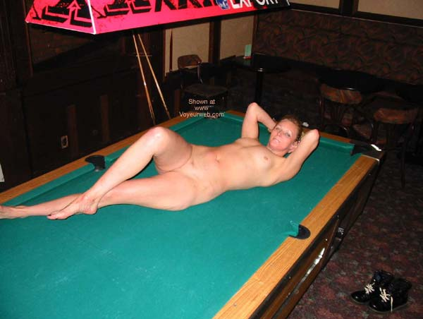 Pic #4 - Pool Table