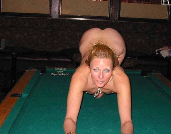 Pic #5 - Pool Table