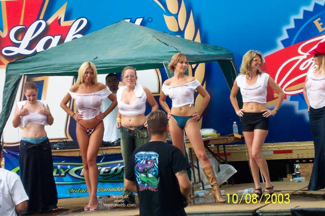 Pic #3 - Cont'D Local Truck Show Wet T'S