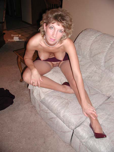Pic #5 - J's Long Legs