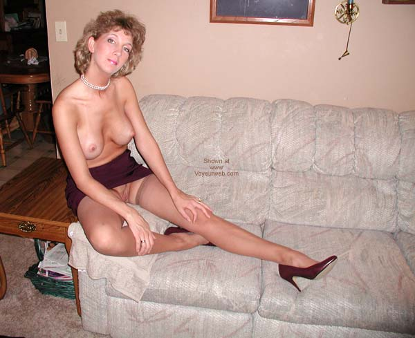 Pic #6 - J's Long Legs