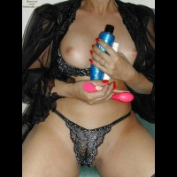 Wife Love Her Toy'S