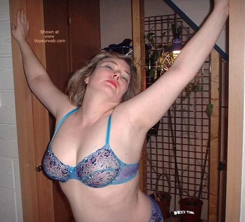 Pic #2 - Sexy Tina's Striptease 1