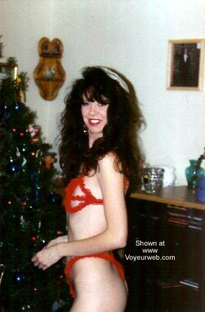 Pic #6 - Merry X-mas From Ronnie