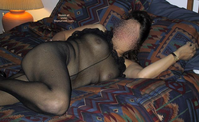Pic #6 - Wife In Bodystocking