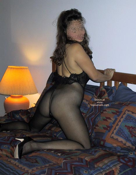 Pic #8 - Wife In Bodystocking