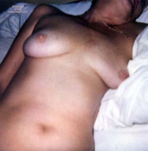 Pic #4 - Sleeping Wife