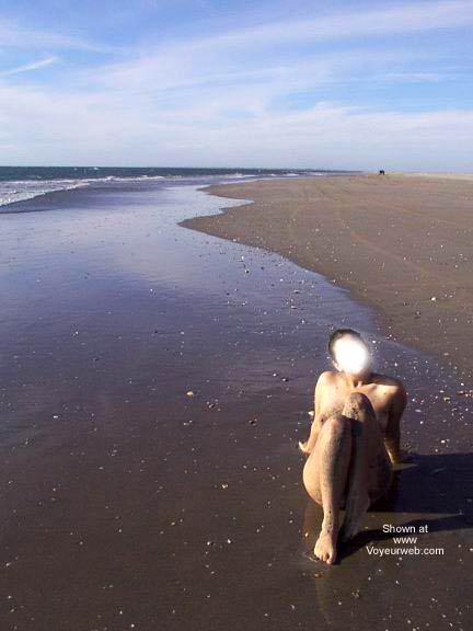Pic #5 - Paty Mexican Lady On The Beach 3