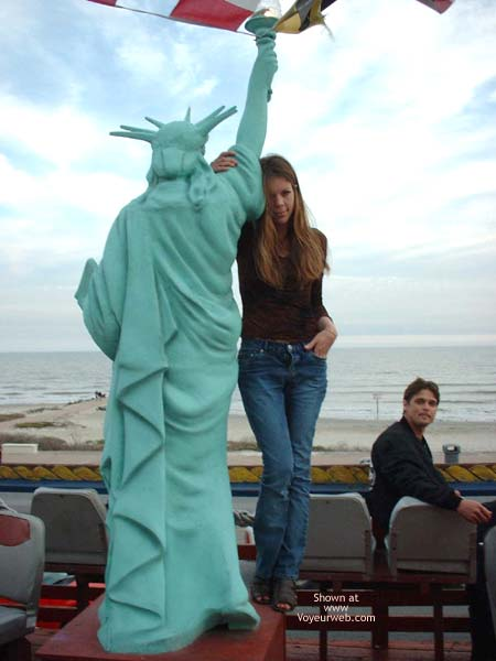 Pic #1 - *DL Heide and Lady Liberty