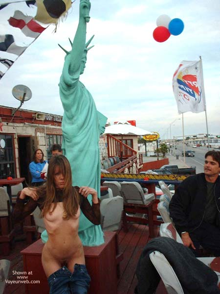 Pic #3 - *DL Heide and Lady Liberty