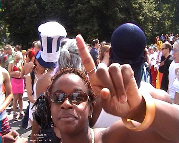 Pic #7 - Loveparade 2001 In Berlin 9