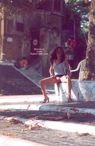 Pic #4 - Angela sull'Isola Tiberina