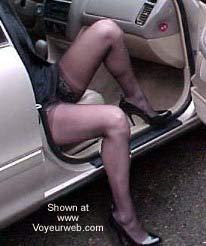 Pic #5 - Connie's Legs 5