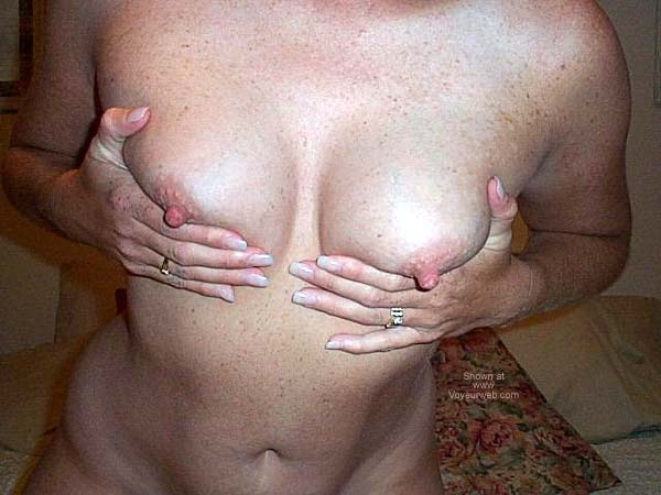 Pic #2 - Various Pics of Wifes Great Nipples