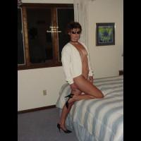 Massagegirl On The Bed