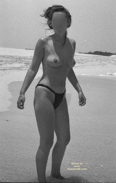 Pic #1 - Sara At Beach