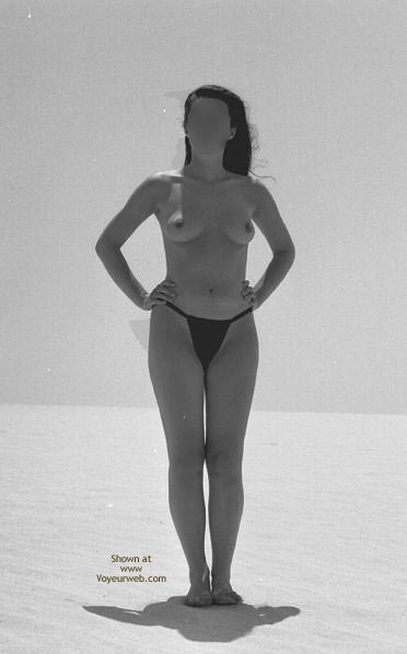 Pic #2 - Sara At Beach