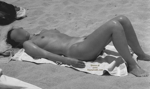 Pic #7 - Sara At Beach