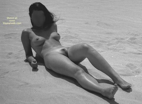 Pic #10 - Sara At Beach