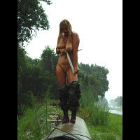 Outdoors - Nude Outdoors