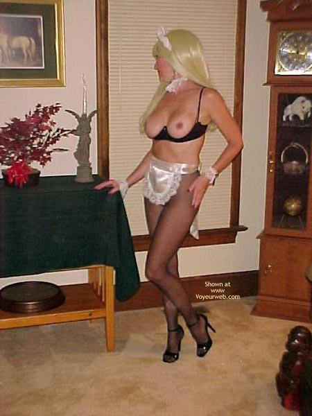 Pic #1 - *Un Bunnie The Upstairs Maid 2