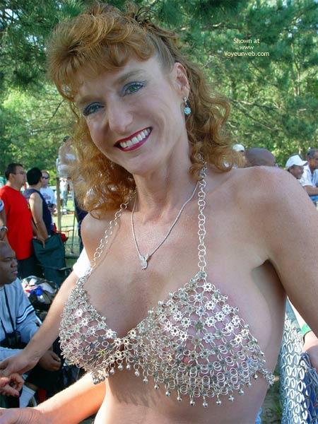 Pic #1 - Sandy Voyeurweb'S Redhead At Nap