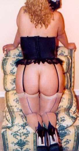 Pic #3 - My Latin Wife in Stocking II