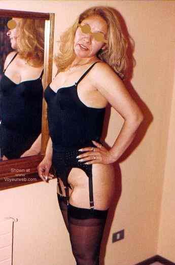 Pic #6 - My Latin Wife in Stocking II