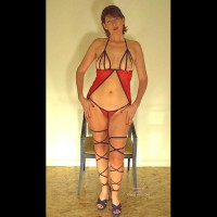 Red Hot & Strapping  Invogue