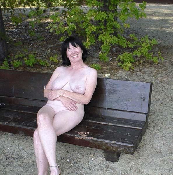 Pic #3 - Tigress Visits The Park