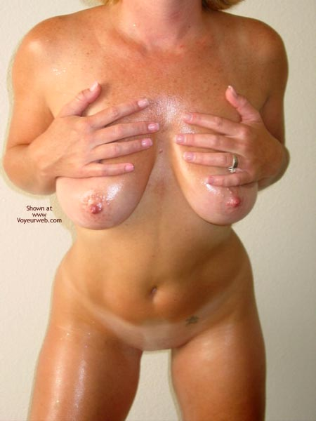 Pic #2 - Tawni Gets Oiled Up