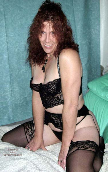 Pic #3 - I Want to be a Lingerie Model