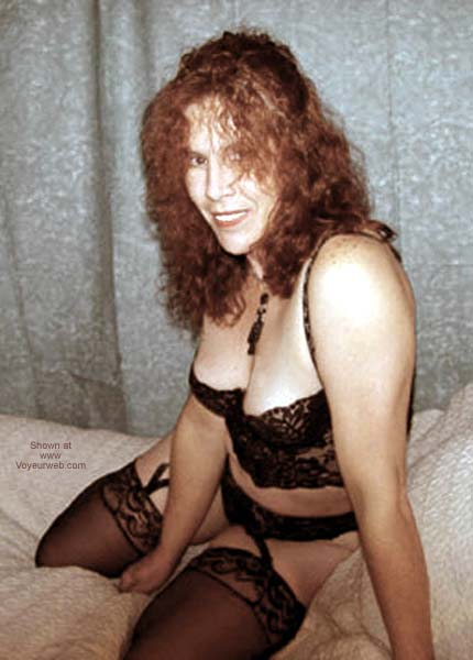 Pic #4 - I Want to be a Lingerie Model