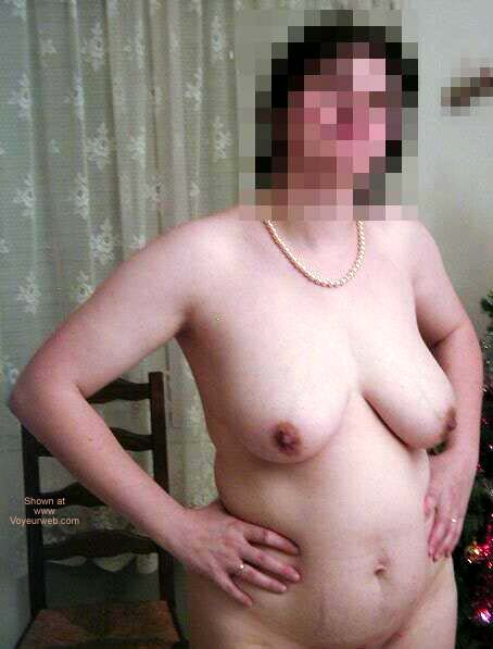 Pic #5 - My French Wife 1st Time Nude 1