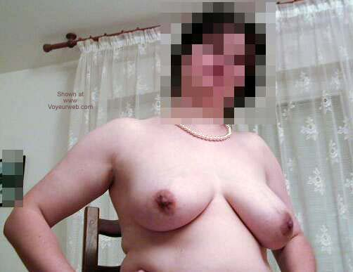Pic #7 - My French Wife 1st Time Nude 1