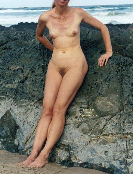 Pic #3 - Alana At The Beach