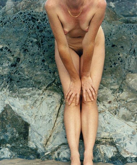 Pic #4 - Alana At The Beach
