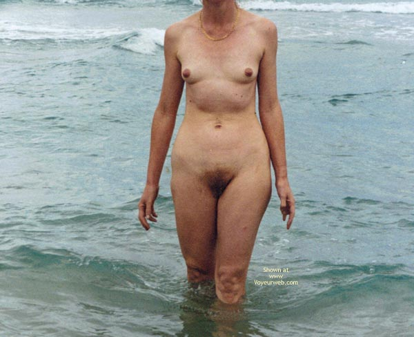 Pic #6 - Alana At The Beach