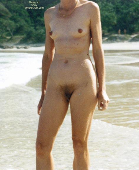 Pic #7 - Alana At The Beach