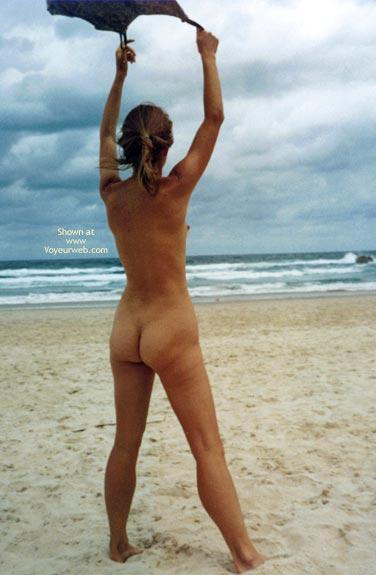 Pic #10 - Alana At The Beach