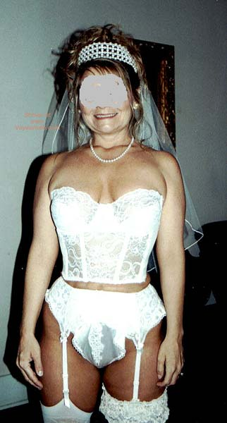 Pic #2 - Debra's Wedding Night
