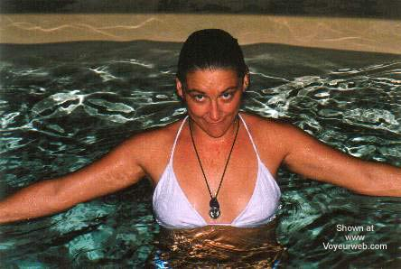 Pic #1 - Shaz in The Pool