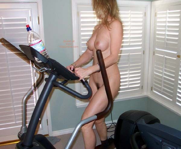 Pic #3 - Real Workout