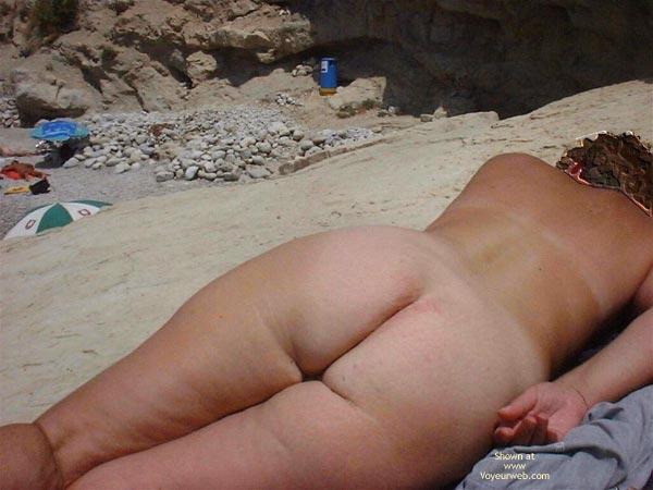 Pic #3 - A Trip To The Nudist Beach