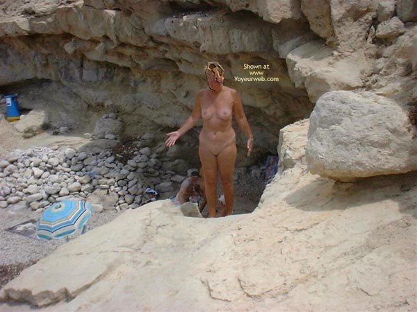 Pic #6 - A Trip To The Nudist Beach