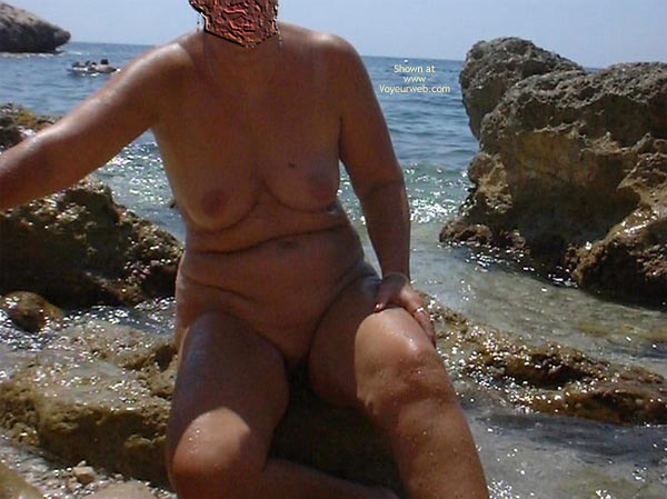 Pic #7 - A Trip To The Nudist Beach