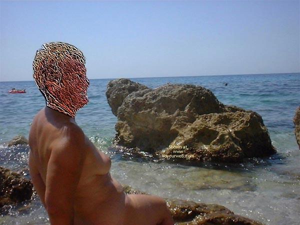 Pic #8 - A Trip To The Nudist Beach