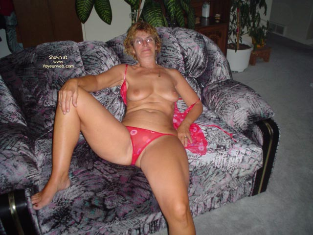 Pic #2 - 57 Year Old Canadian Wife At Home