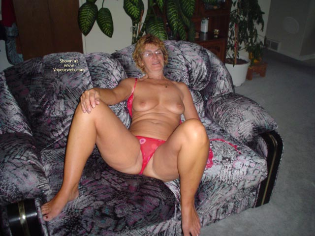 Pic #3 - 57 Year Old Canadian Wife At Home