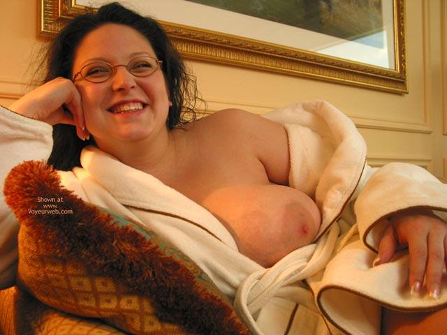 Pic #4 - Kassy'S Massive Boobs